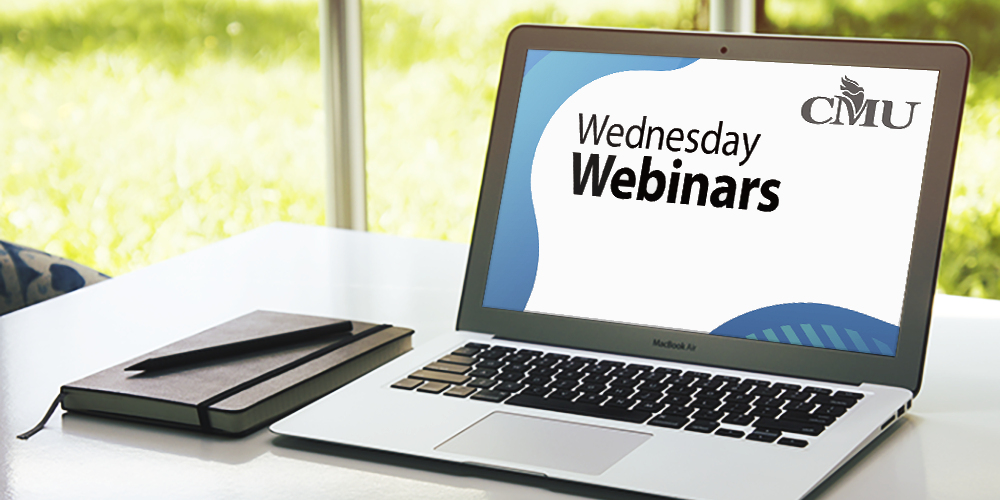 Wednesday Webinar for prospective students - The What and Why of University