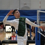 Graduate Profile: Jack Tyrrell, Men's Volleyball