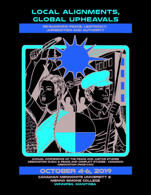 CMU in review: Peace and Justice Studies Association annual conference