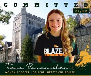 New Blazers' Midfielder Aims To Make a Positive Impact