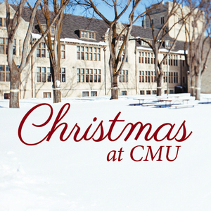 Community invited to celebrate Christmas at CMU