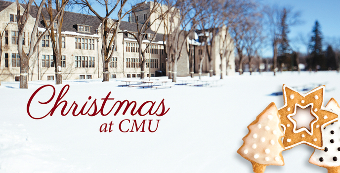 Christmas at CMU: a great way to mark the start of Advent