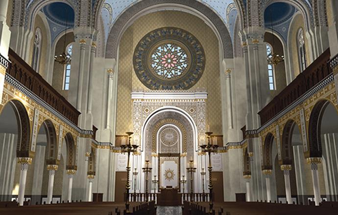 A Nuremberg Synagogue