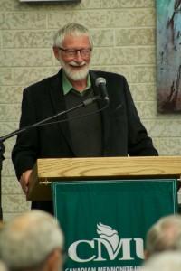 President Emeritus Gerald Gerbrant