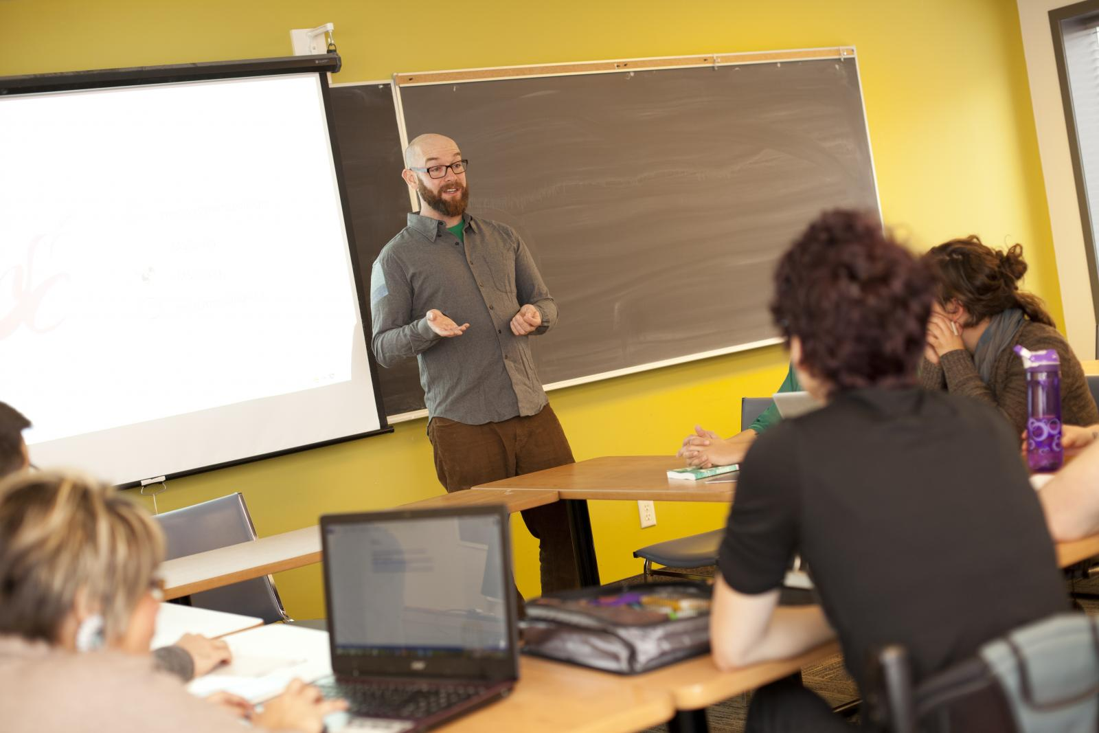 ©Alison Ralph. MSC Students. Menno Simons College.