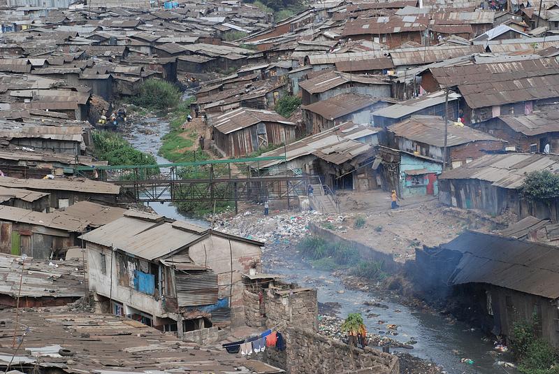 Mathare, Kenya © UN-Habitat