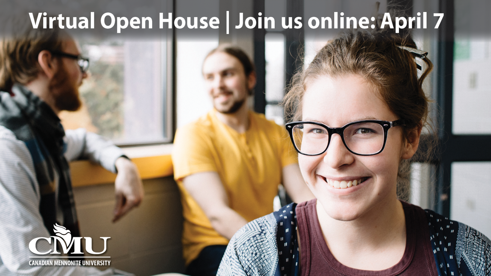 virtual open house banner image