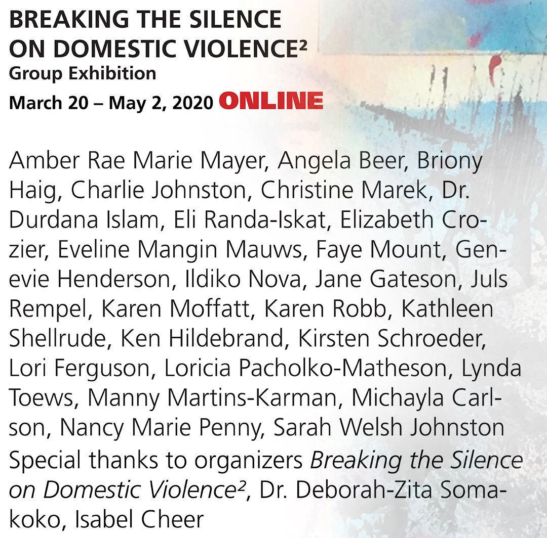 Breaking the Silence on Domestic Violence2 Online