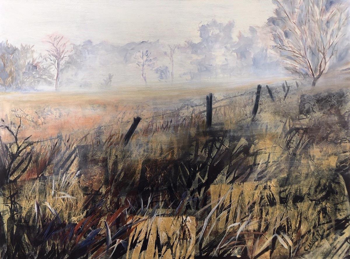 Chris Larsen, Fog