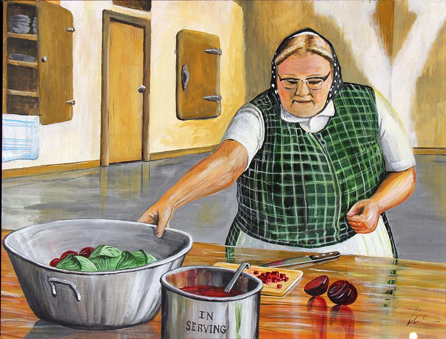 Joy in Serving, Victor Kleinsasser
