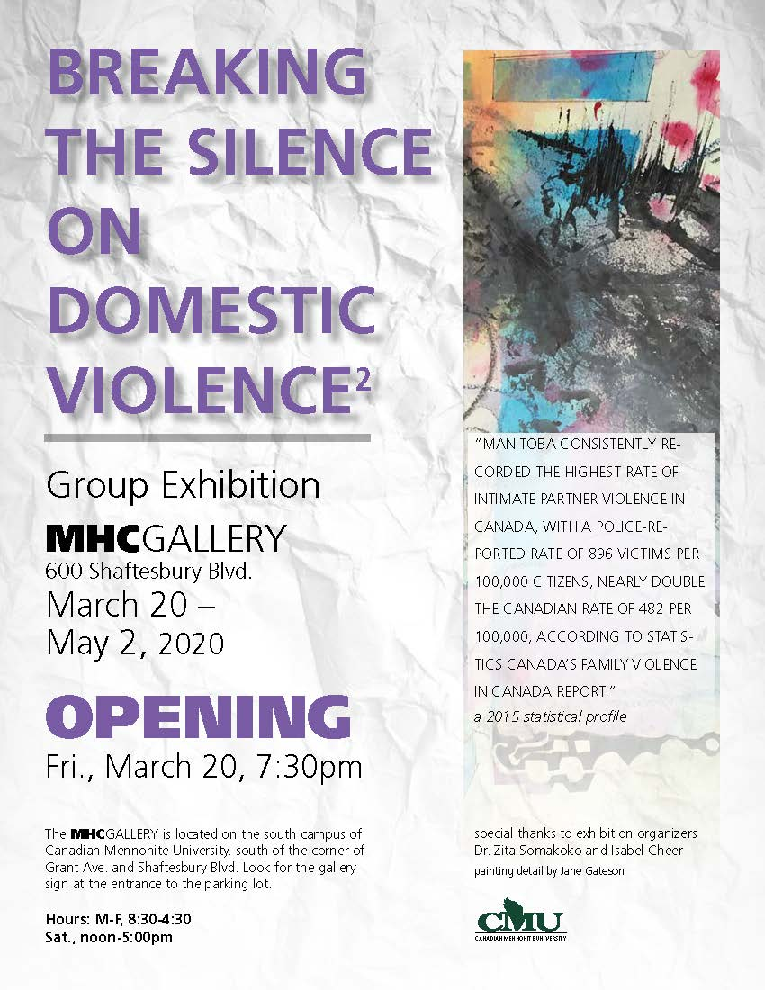 Breaking the Silence on Domestic Violence 2