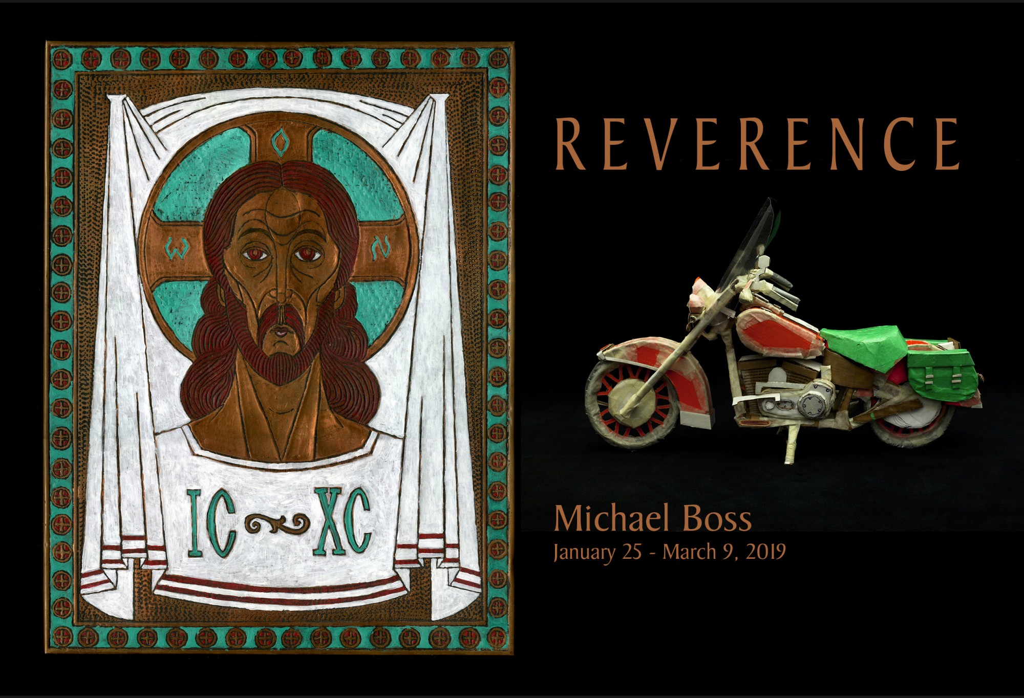 REVERENCE by Michael Boss
