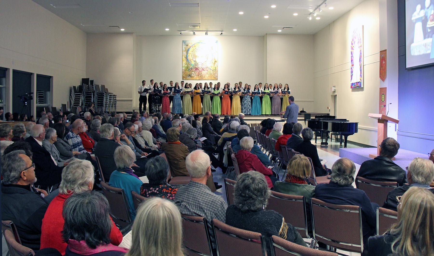 Odanah Youth Choir