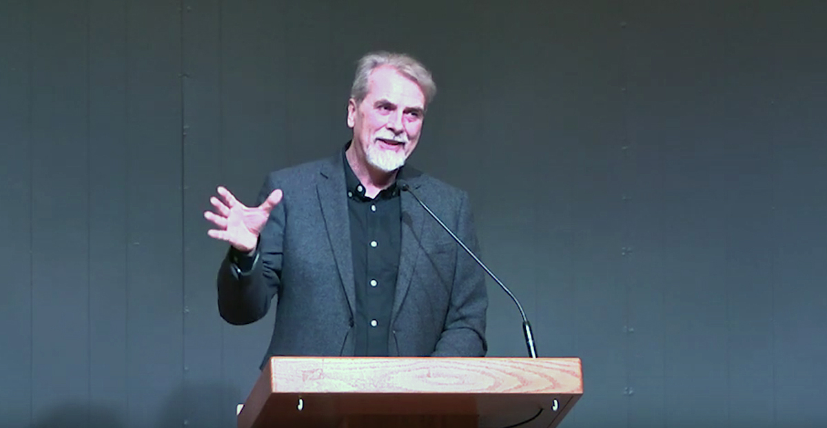 Ray Dirks, gallery curator