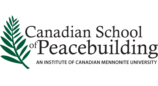 Canadian School of Peacebuilding logo