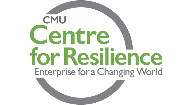 CMU Centre for Resilience logo