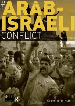 Arab and Israeli Conflict