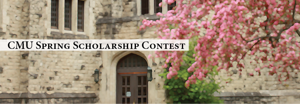Spring Scholarship Contest